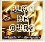 Recebi este Blog de Ouro da Isabel Calado - sletras