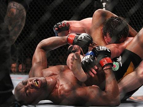 Silva-Sonnen Rematch Hits Snag