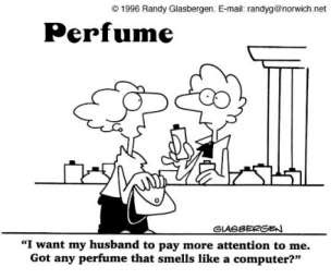 computer perfume