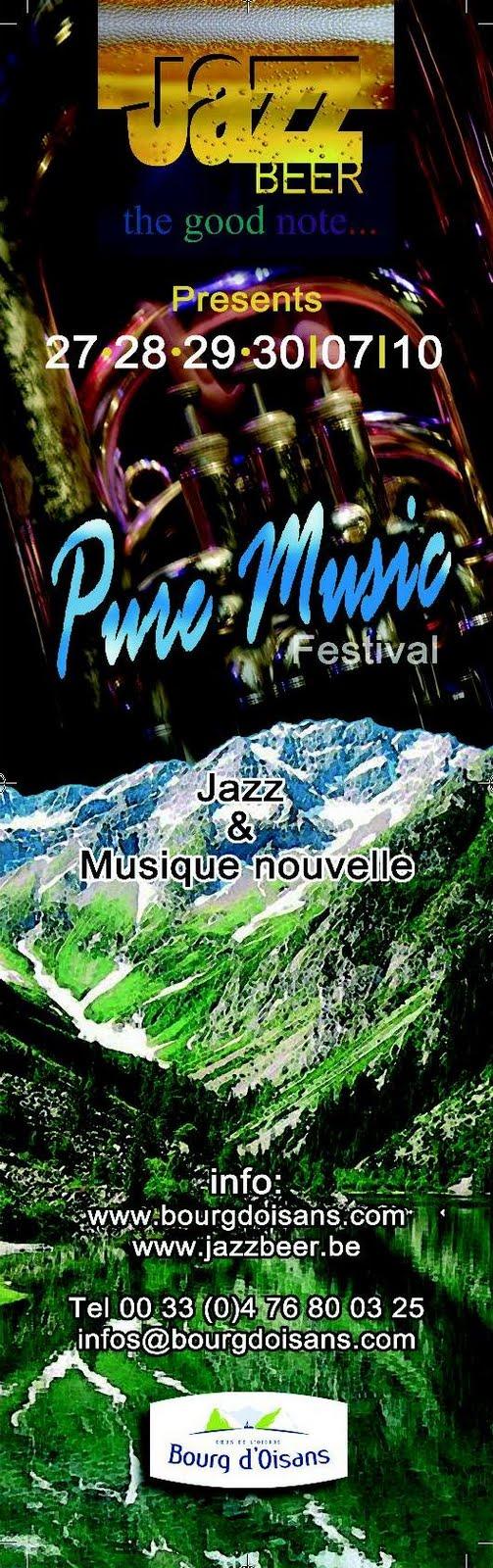 News de l 39 office de tourisme bourg d 39 oisans festival jazz - Le bourg d oisans office de tourisme ...