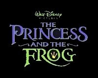 The Princess and The Frog by Walt Disney