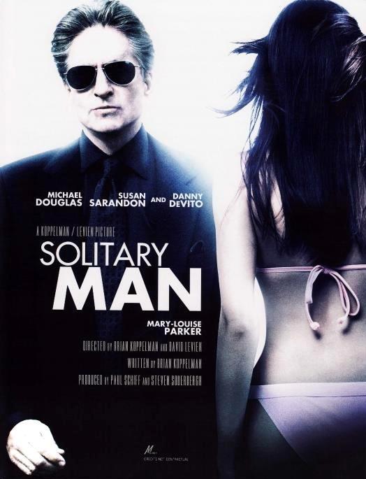 Człowiek Sukcesu / Solitary Man (2009)  DVDRip XviD-BTGIGS - Lektor Polski - Dźwięk 5.1