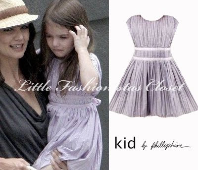 """ "" ������� ...! suri-cruise-phillip-lim-kid-lilac-pleated-bromstick-dress.jpg"