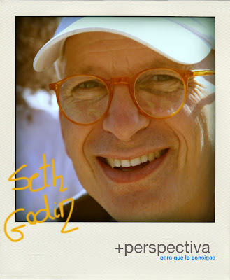 Seth Godin y sus hábitos creativos