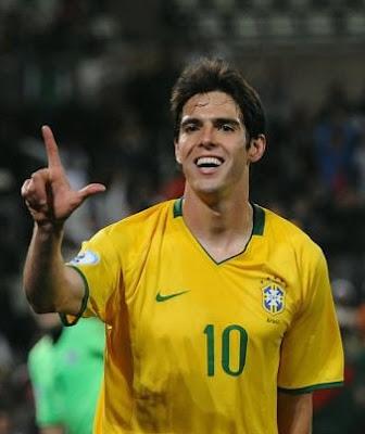Las estrellas del Mundial, según ESPN Kaka-brasil-blogfutbol