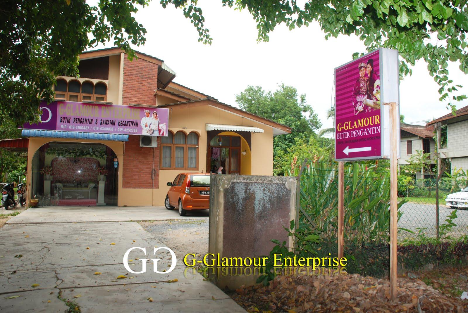 Butik Pengantin Alor Setar Jitra Butik G Glamour Koleksi