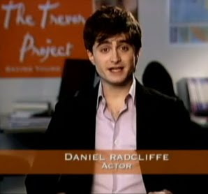 Harry Potter, Daniel Radcliffe, LGBTQ Youth, Trevor Project, suicide prevention, lgbt news, gay news, lgbt-news.com