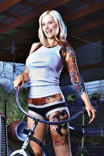 new tattoo sexy