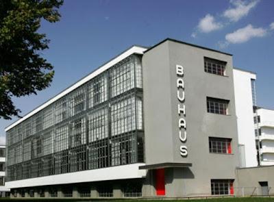 Poemario de humberto gonz lez ortiz arquitectura for Bauhaus berlin edificio