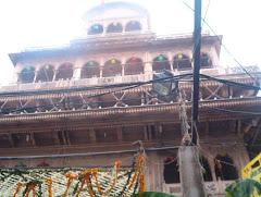 Banke Bihari Temple (Vrindavan)