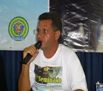 2º SEMINÁRIO CONTRA A INFORMALIDADE NO PARANÁ NA CIDADE DE CURITIBA.