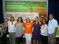 IV-PLENÁRIA INTERNACIONAL DA FORÇA SINDICAL