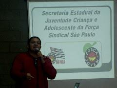 FORÇA SINDICAL SÃO PAULO, PARTICIPA DO SEMINÁRIO DOS QUÍMICOS DE GUARULHOS