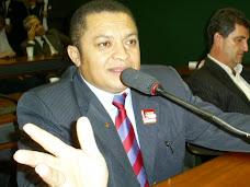 José Antonio Secretário de Relações Sindicais em Brasília no debate sobre a redução de jornada