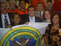 CENTRAIS SINDICAIS E CONACCOVEST NA LUTA PELA REDUÇÃO DE JORNADA DE TRABALHO