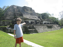 The Mayan Ruins of Altun Ha, Belize