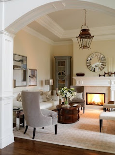 Interior design by sarah richardson photography by stacey brandford