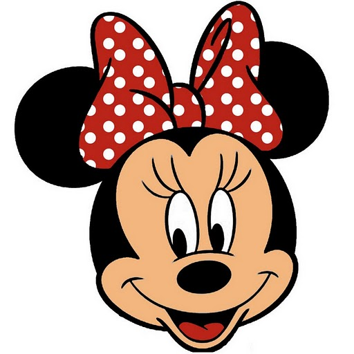 Minnie Mouse Cara Para