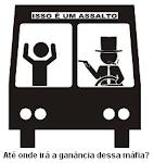 Tarifa de ônibus R$1,80 é um assalto!