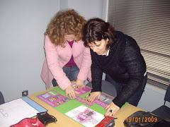 Eu e a Susana Pinheiro...