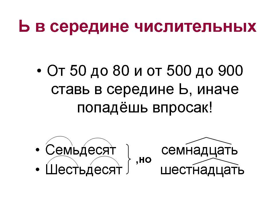 сочинение на тему зачем нужны числительные в русском языке, 6 класс