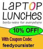 Get your own Laptop Lunch here!