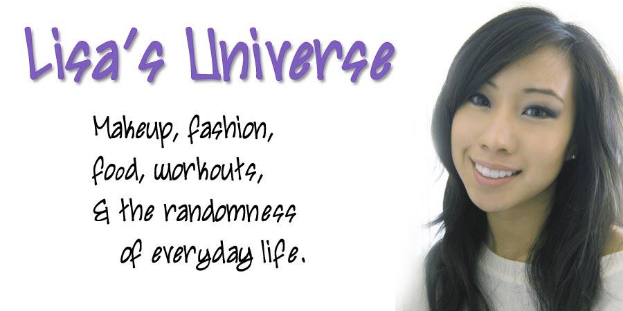 Lisa's Universe