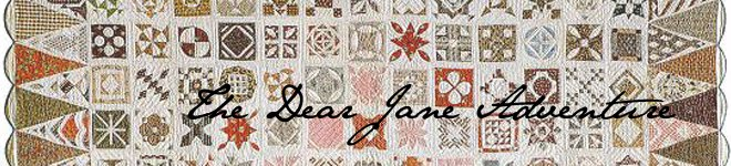 The Dear Jane Adventure