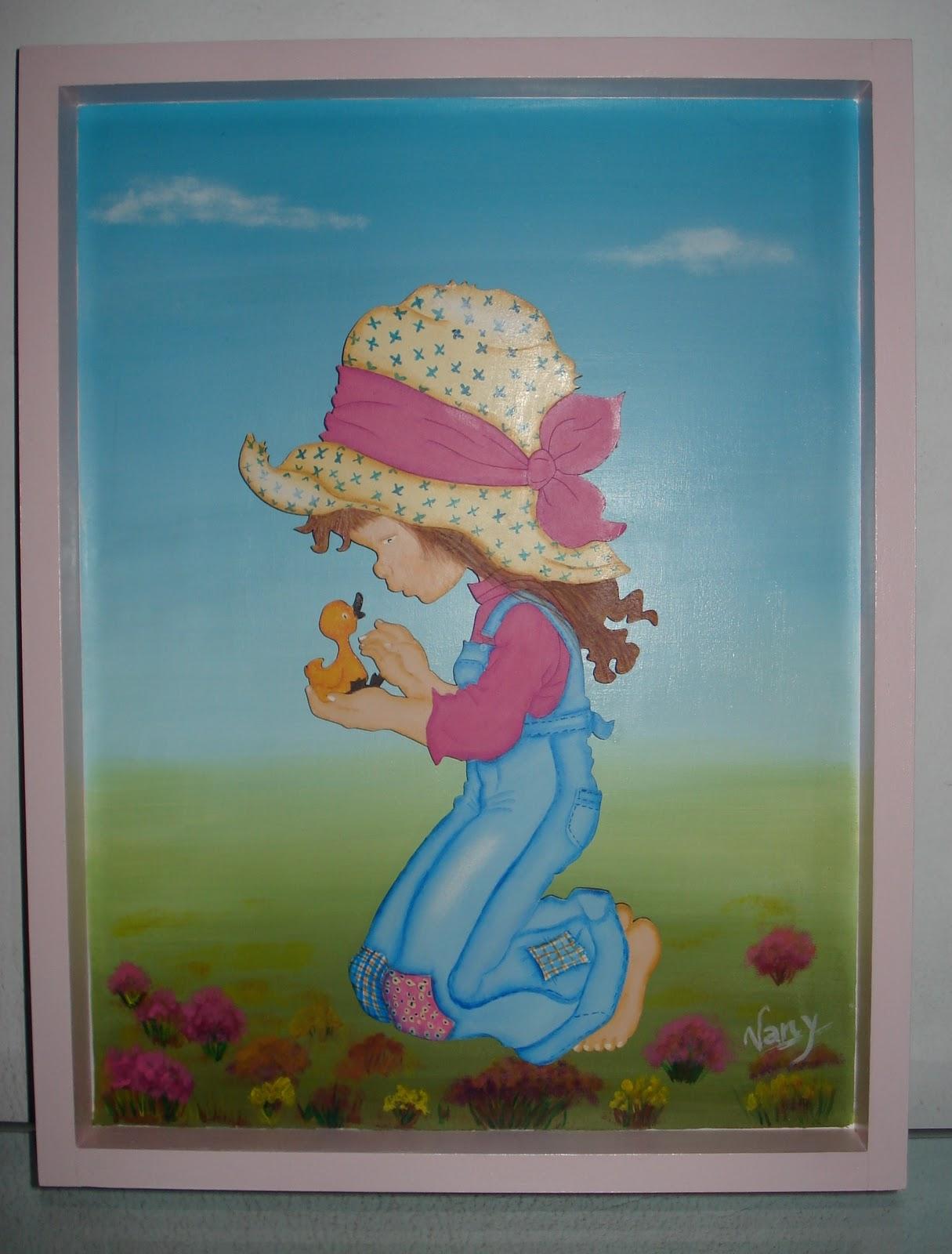 Vany cuadros infantiles para ni as - Cuadros para habitaciones de ninas ...
