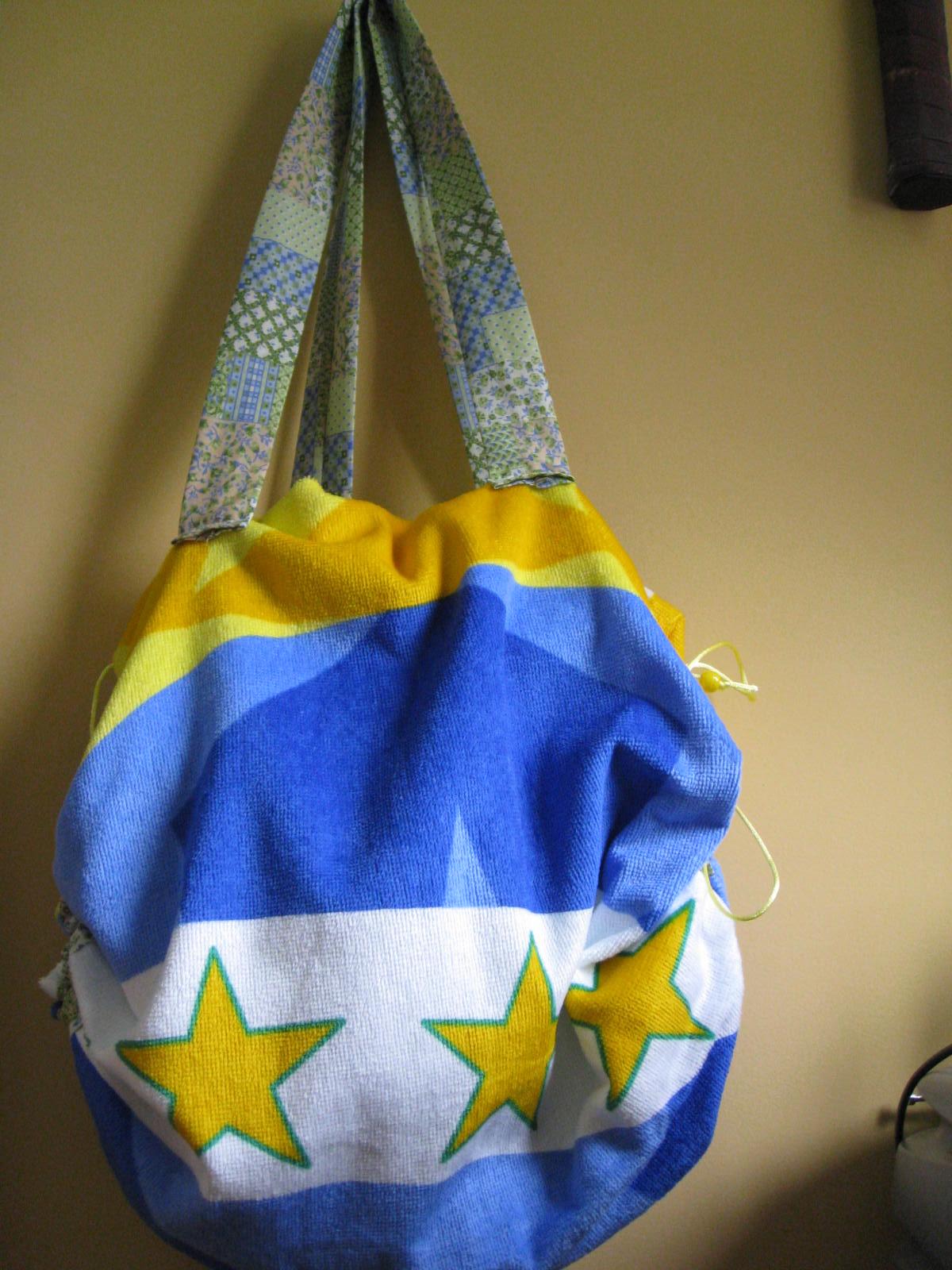 Gattipatch bolsas de praia piscina for Bolsa piscina