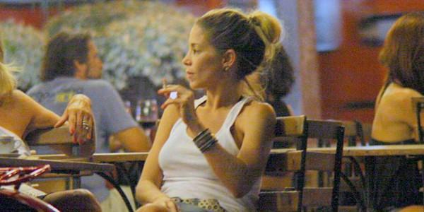 As respostas deixaram de fumar sobre a saúde