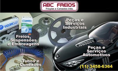FREIOS AUTOMOTIVOS E INDUSTRIAIS