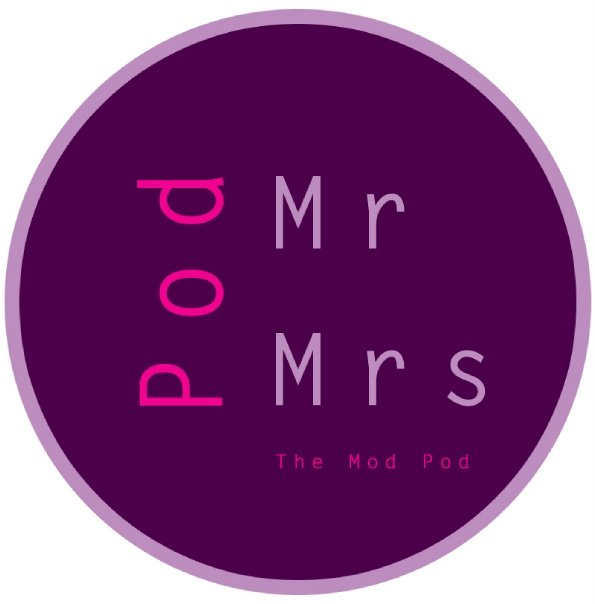 Mr and Mrs Pod...