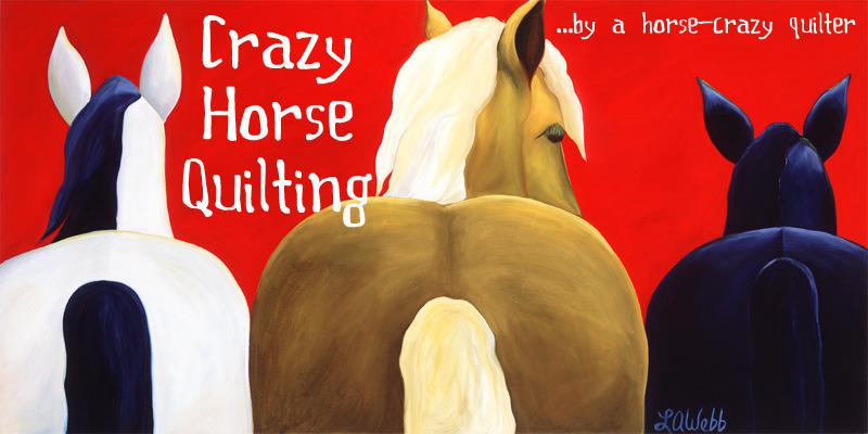 Crazy Horse Quilting