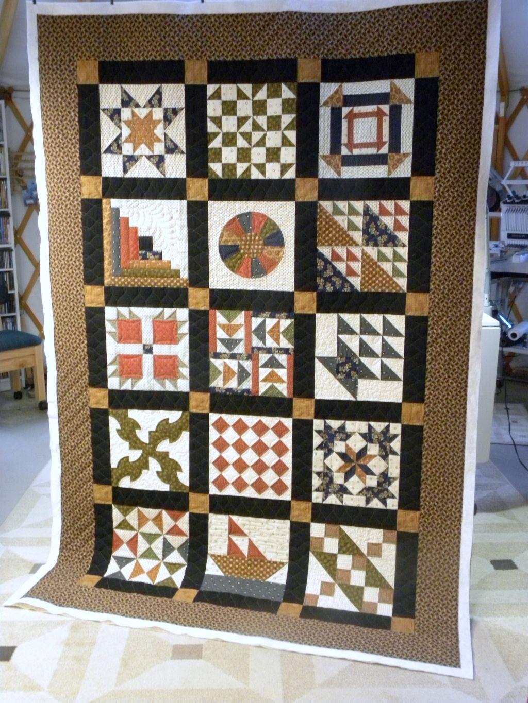 Quilt Patterns For Underground Railroad : Crazy Horse Quilting: Underground Railroad