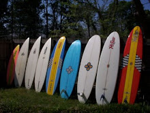 My old Single Fin quiver