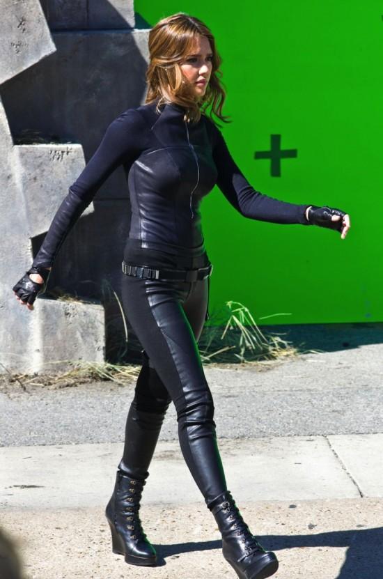 Jessica Alba Spy Kids 4
