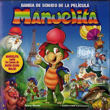 Banda Sonora de la película Manuelita