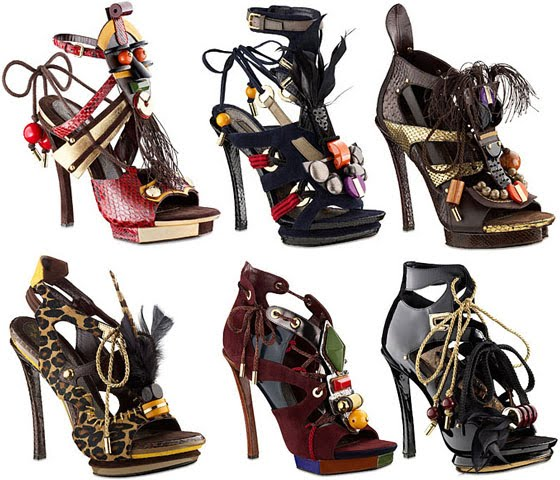 Hottest Pairs Of Shoes To Grace The 21st Century Thus Far!