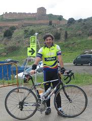 La carrera de bici de Javier
