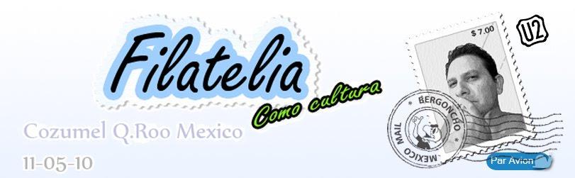 Filatelia Cozumel Mexico
