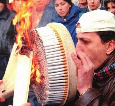 Maxigarette