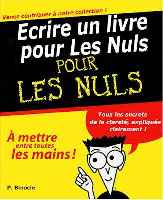 LA MECANIQUE POUR LES NULS !!! Crire+un+livre+pour+Les+Nuls