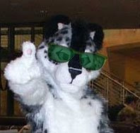 Furry binocle ?!