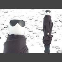 Parapluie homme invisible