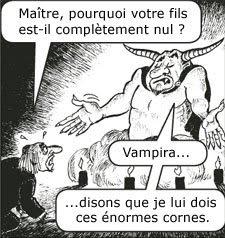 Diable cocu