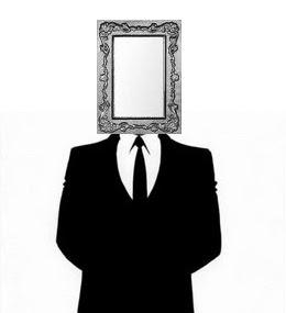 Visage miroir