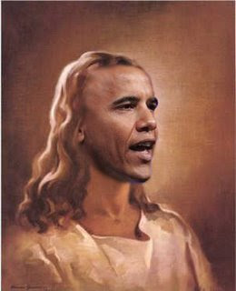 Obama Jésus