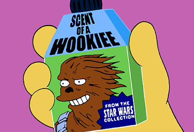 Scent of a wookie