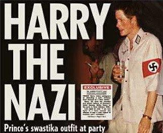 Harry le nazi